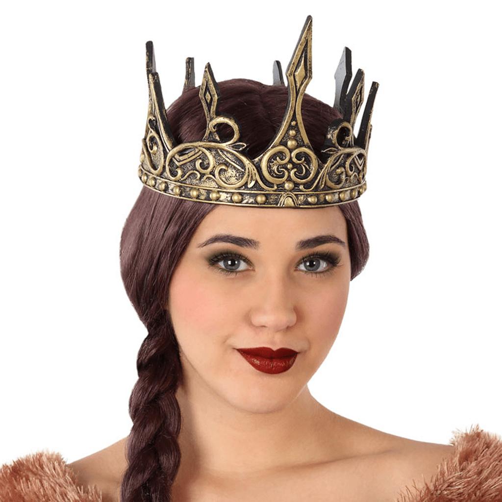 Coroa Dourada Realeza