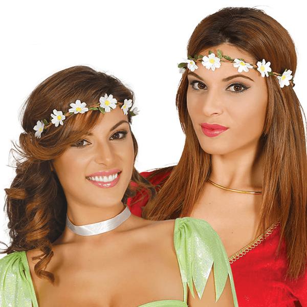 Coroa Flores Brancas