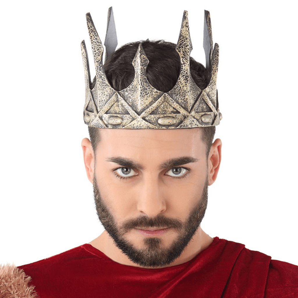 Coroa Prateada Rei