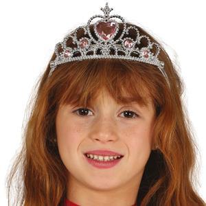 Coroa Princesa Coração