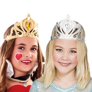 Coroa Rainha, Criança