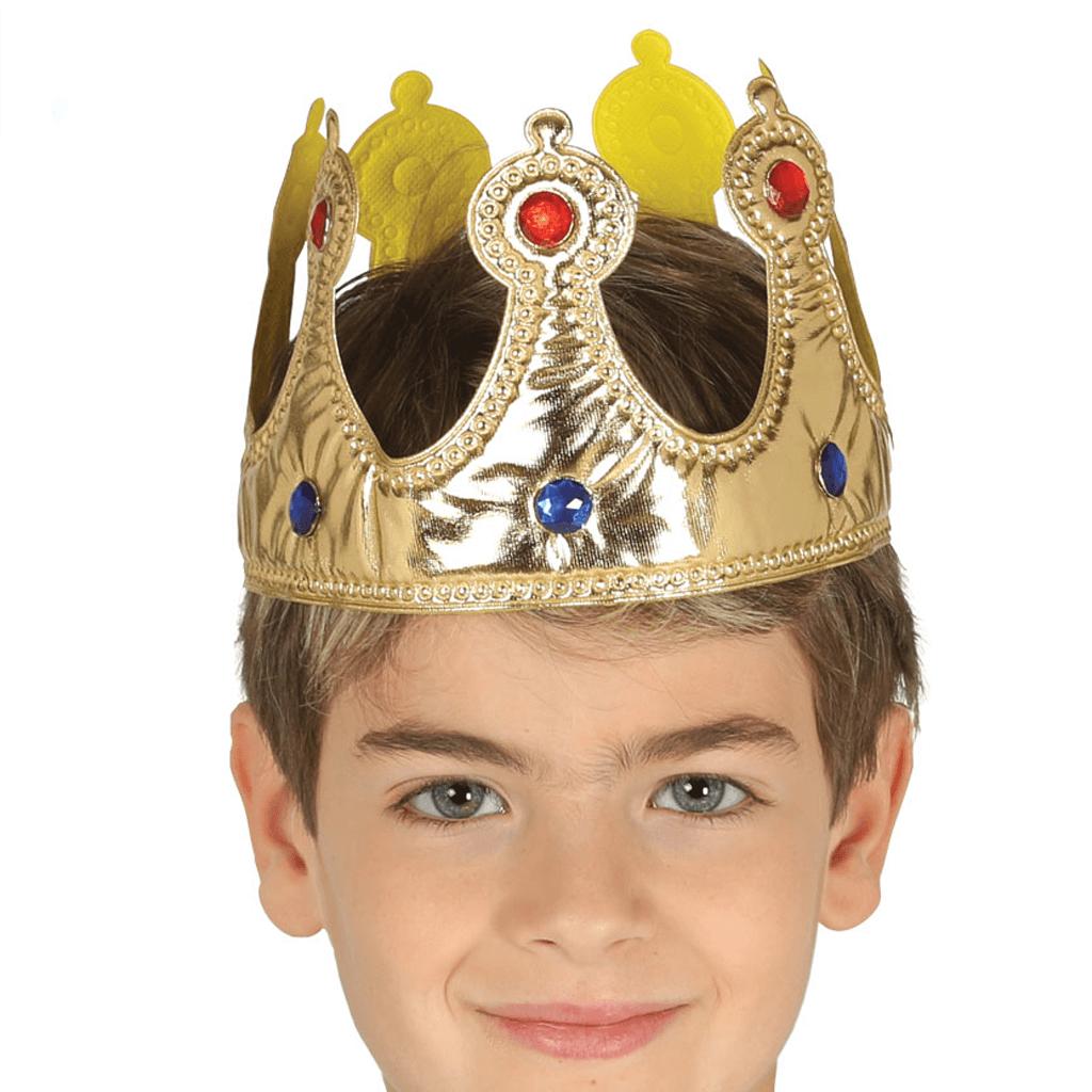 Coroa Rei Criança