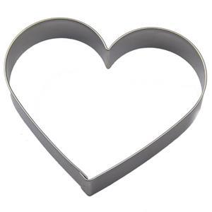 Cortador Coração, 8 cm