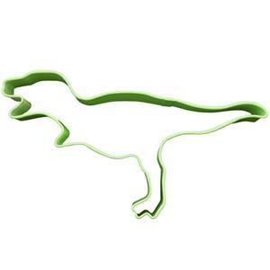 Cortador Dinossauro T-Rex, 14 cm