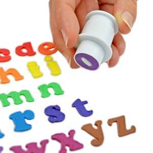 Cortador Letras do Alfabeto com Ejetor, 26 unid.