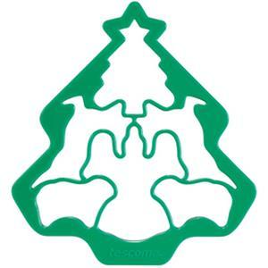 Cortador Múltiplo Figuras de Natal, Tescoma