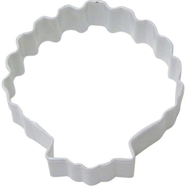 Cortador para Bolachas Concha, 7 cm
