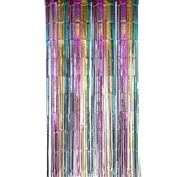 Cortina Arco Íris, 200 x 100 cm