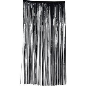Cortina Preta Decorativa 100*200 cm