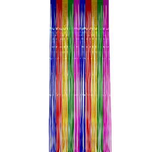Cortina Multicolor, 244 x 91 cm