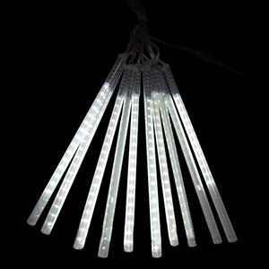 Cortina Tubos LED 50 cm Branco Frio