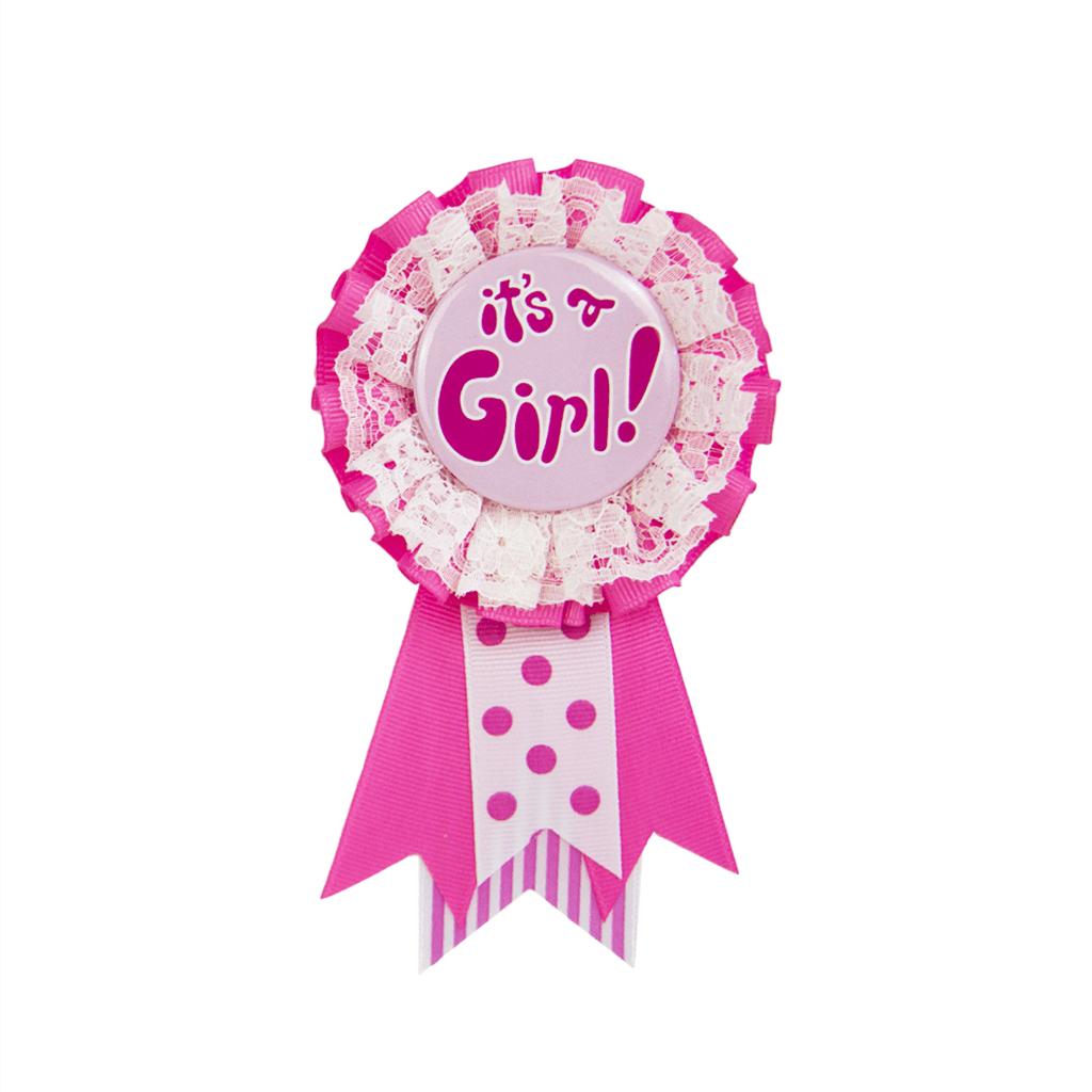 Crachá It´s a Girl