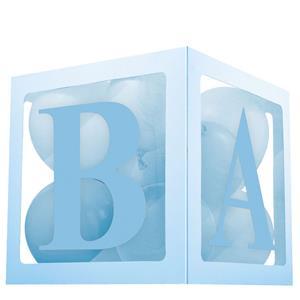 Cubo para Balões Baby Azul