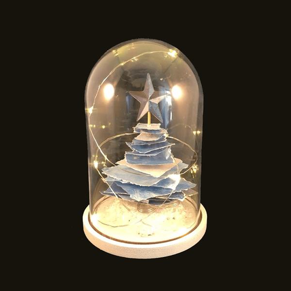 Cúpula Acrílica Transparente