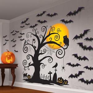 Decoração de Halloween para Parede