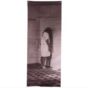 Decoração Porta Mulher Possuída, 80 x 200 cm