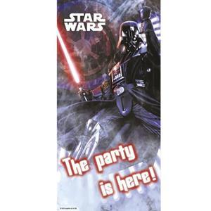 Decoração Porta Star Wars