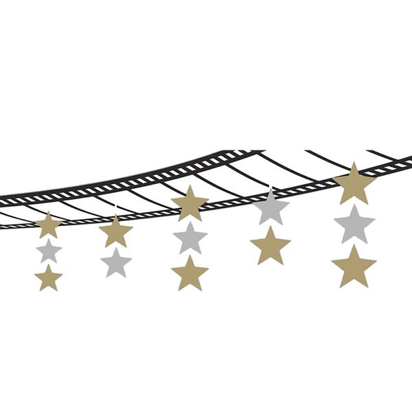 Decoração Teto Estrelas