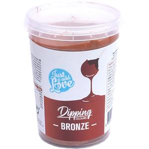 Dipping Chocolate Bronze, 200 gr.