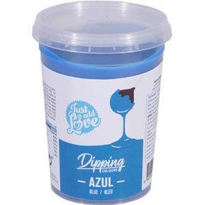 Dipping Chocolate Azul, 200 gr.