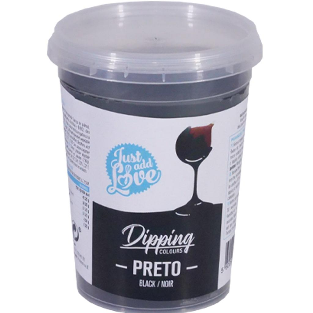 Dipping Chocolate Preto, 200 gr.