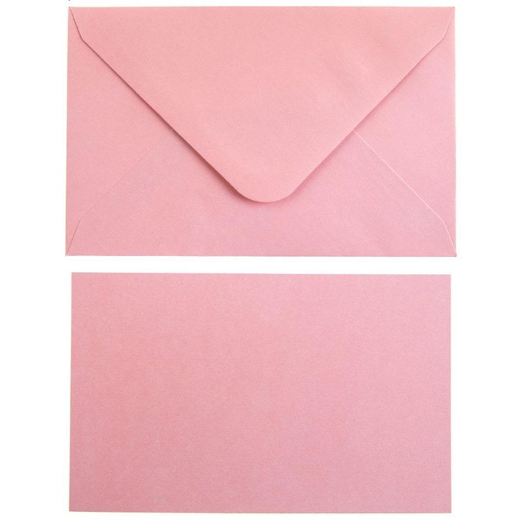Envelopes Rosa, 10 unid.