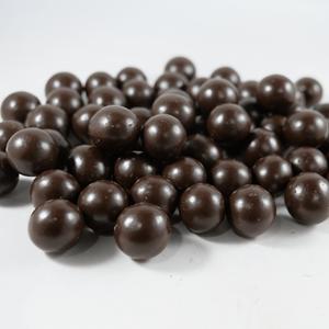 Esferas Crocantes de Chocolate Negro, 16 mm, 200 Gr.