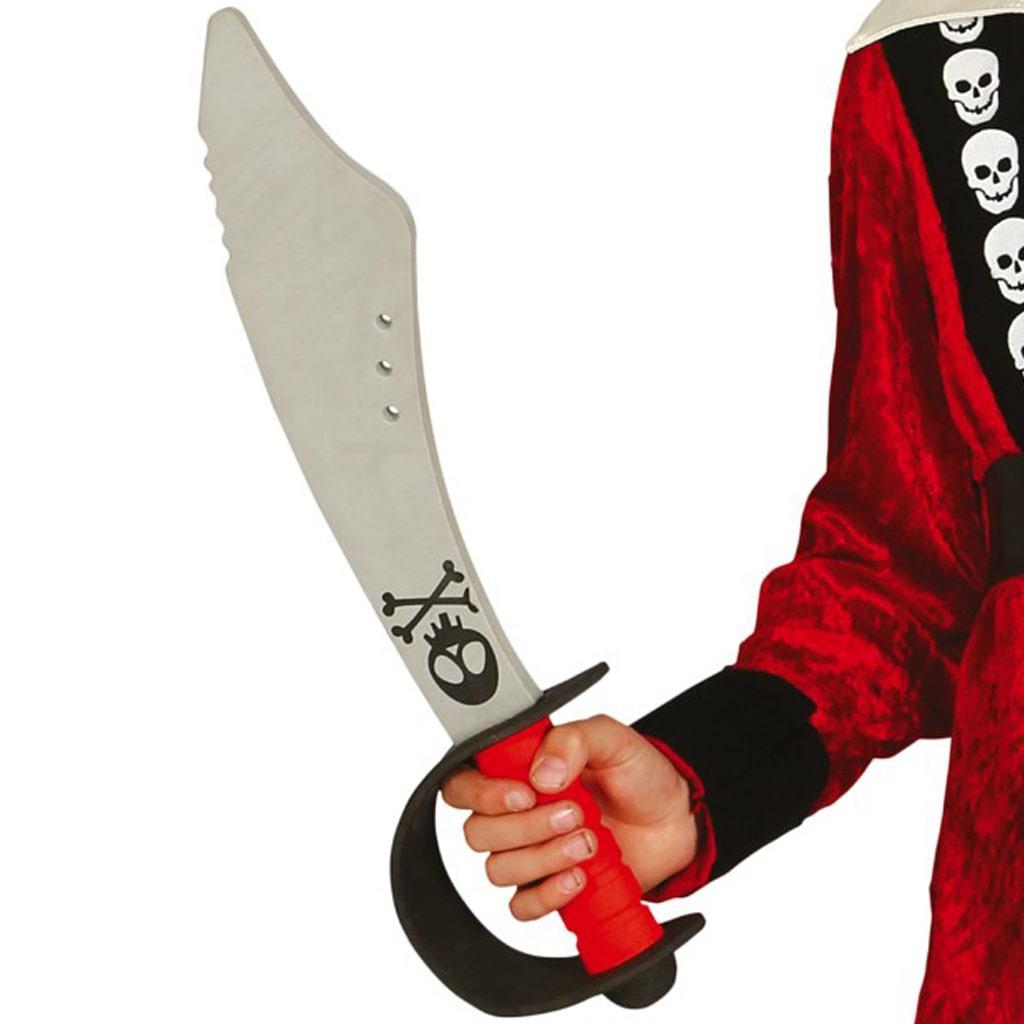 Espada Capitão Pirata Esponja
