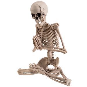 Esqueleto Yoga, 18 cm