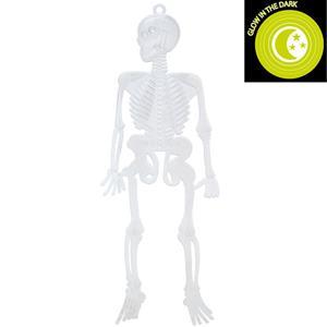 Esqueletos Glow in the Dark, 12 unid.