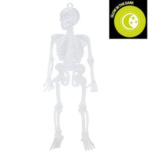 Esqueletos Glow in the Dark, 6 unid.