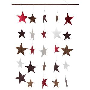 Estrelas de Natal para Pendurar