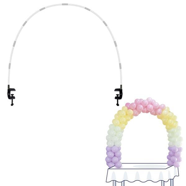 Estrutura Arco Balões para Mesa