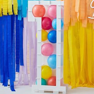 Estrutura Número 1 para Balões