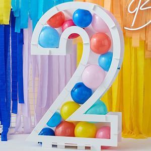 Estrutura Número 2 para Balões