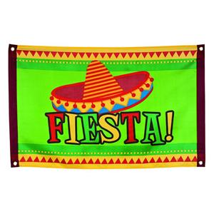 Faixa Mexicana Fiesta, 60 x 90 Cm