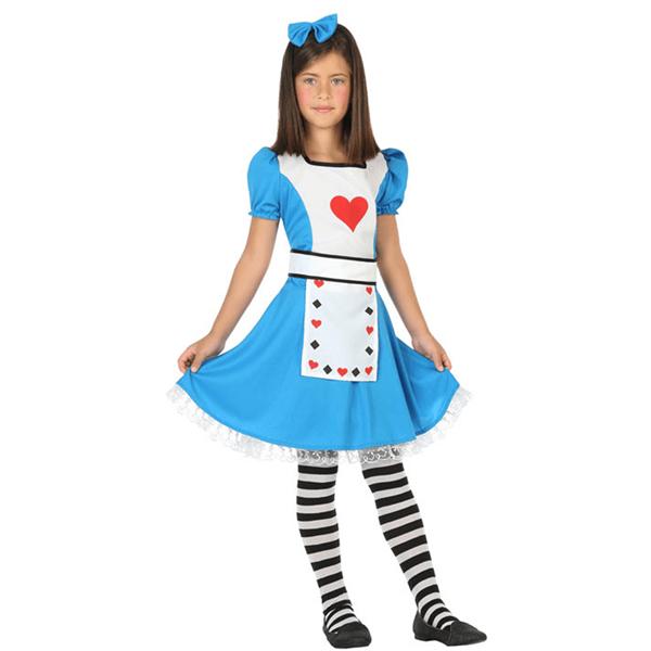 Fato Alice do País das Maravilhas, Criança