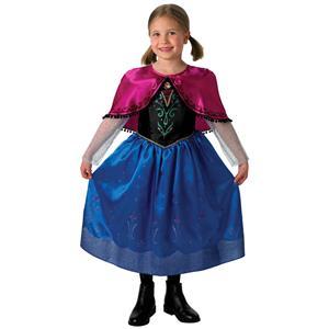 Fato Anna Frozen Deluxe, Criança