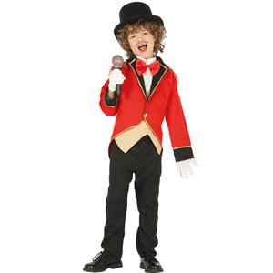 Fato Apresentador de Circo, Criança
