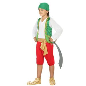 Fato Árabe Sultão, Criança