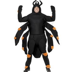 Fato Aranha Negra