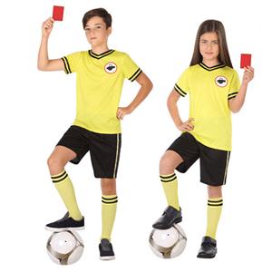 Fato Árbitro Futebol, Criança