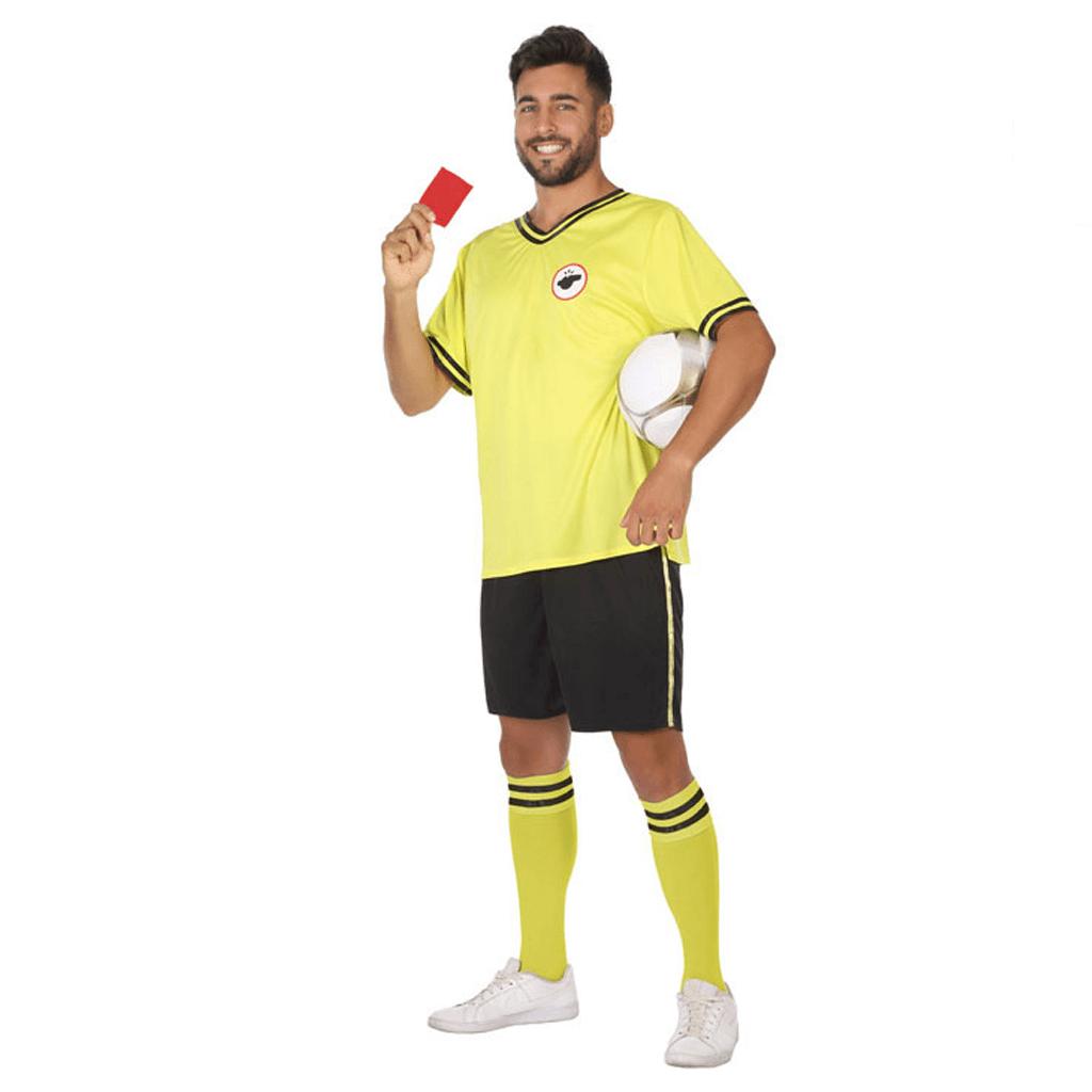 Fato Árbitro Futebol, Homem