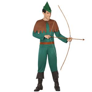 Fato Arqueiro dos Bosques, Adulto