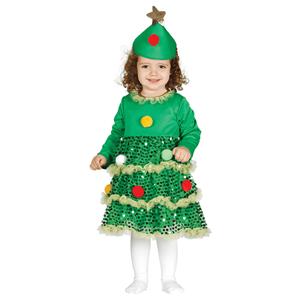 Fato Àrvore Natal Bebé