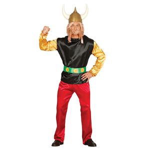 Fato Asterix Forte