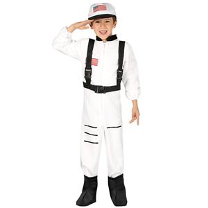 Fato Astronauta Nasa, criança