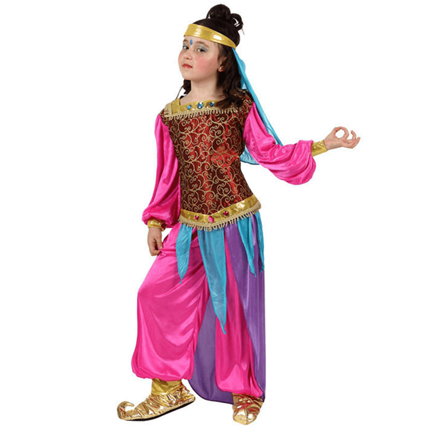 Fato Bailarina Árabe, criança