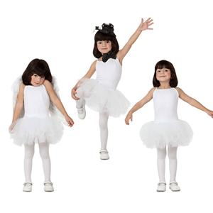 Fato Bailarina Branco, Criança