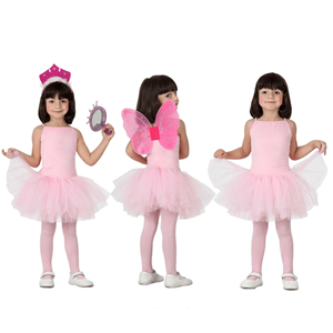 Fato Bailarina Rosa, Criança